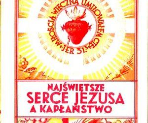 Najśw. Serce Jezusa a kapłaństwo cz. 3